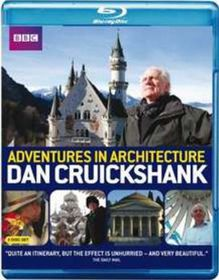 Dan Cruickshank's Adventures in Architecture - (Import Blu-Ray Disc)