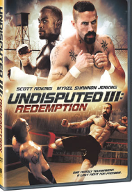 Undisputed III: Redemption- (DVD)