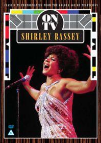Shirley Bassey on TV - (Import DVD)