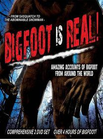 Bigfoot is Real:Sasquatch/Abominable - (Region 1 Import DVD)