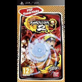 Naruto Ultimate - Ninja Heroes 2 (PSP Essentials)