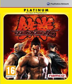 Tekken 6 (PS3 Platinum)