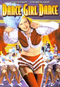 Dance Girl Dance - (Region 1 Import DVD)