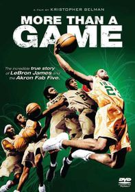 More Than a Game (2008)  (DVD)