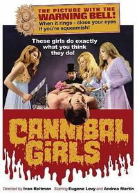 Cannibal Girls (Special Edition) - (Region 1 Import DVD)