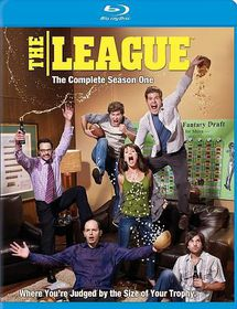 League Season 1 - (Region A Import Blu-ray Disc)