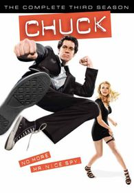 Chuck Season 3 (DVD)
