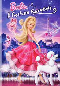 Barbie A Fashion Fairytale (DVD)
