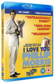 I Love You Phillip Morris - (Import Blu-Ray Disc)