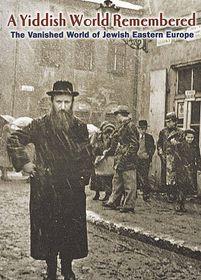 Yiddish World Remembered:Story of Jew - (Region 1 Import DVD)
