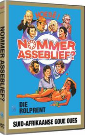 Nommer Asseblief: Die Rolprent (DVD)