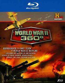 World War II 360 - (Region A Import Blu-ray Disc)