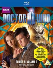 Doctor Who - The New Series: 5 - Volume 3 - (Import Blu-Ray Disc)