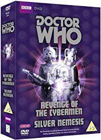 Doctor Who: Revenge of the Cybermen (DVD)
