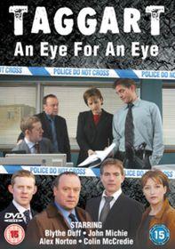 Taggart: An Eye for an Eye - (Import DVD)