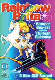 Rainbow Brite: Complete Collection - (Import DVD)