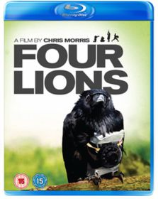 Four Lions - (Import Blu-Ray Disc)