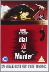 Dial M For Murder (Import DVD)