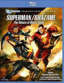 Superman/Shazam:Return of the Black a - (Region A Import Blu-ray Disc)