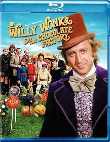 Willy Wonka & the Chocolate Factory - (Region A Import Blu-ray Disc)
