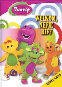 Barney Welkom Nefie Riff (DVD)