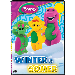 Barney - Winter En Somer - (DVD)