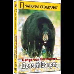Dens Of Danger - (DVD)
