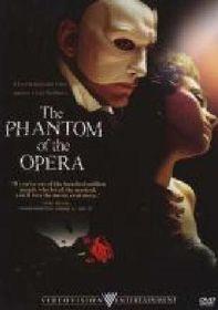 Phantom Of The Opera Film (2004) (DVD)