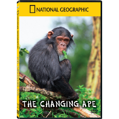 The Changing Ape - (DVD)