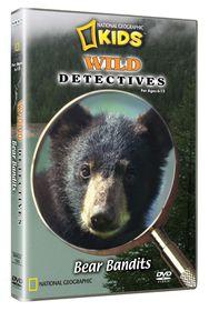 Wild Detectives: Bear Bandits - (DVD)