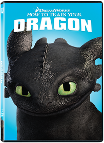 How To Train Your Dragon (2010)(DVD)