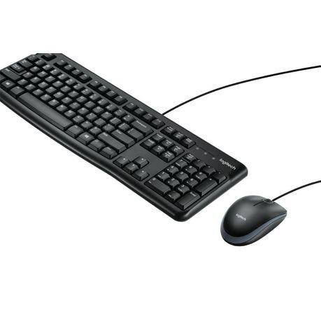 4b9a08dd47c Logitech MK120 Desktop Combo | Buy Online in South Africa | takealot.com