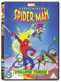 Spectacular Spider-Man: Volume 3, The - (Import DVD)