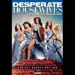 Desperate Housewives Season 6 (DVD)