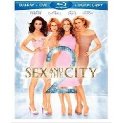 Sex and the City 2 (2010) - (Blu-ray/DVD Combo) dts HD