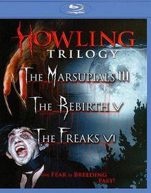 Howling Trilogy - (Region A Import Blu-ray Disc)