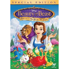 Beauty and the Beast: Belle's Magical World (DVD)