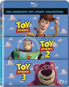 Toy Story Trilogy (Blu-ray)