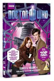 Doctor Who - The New Series: 5 - Volume 4 - (Import DVD)
