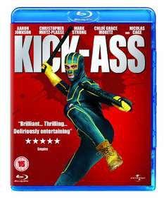 Kick-Ass [Region Free] (Blu-ray)