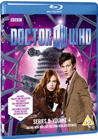 Doctor Who - The New Series: 5 - Volume 4 - (Import Blu-Ray Disc)