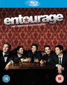 Entourage: Season 6 - (Import Blu-Ray Disc)