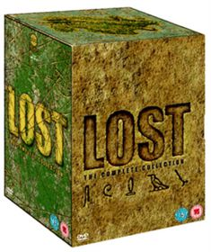 Lost The Complete Series (DVD)