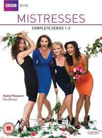 Mistresses: Series 1-3 - (Import DVD)