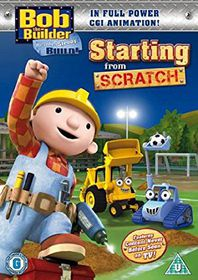 Bob the Builder: Starting from Scratch - (Import DVD)
