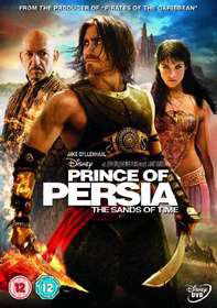 Prince Of Persia The Sands Of Time (DVD)