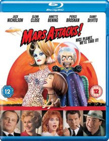 Mars Attacks! - (Import Blu-Ray Disc)