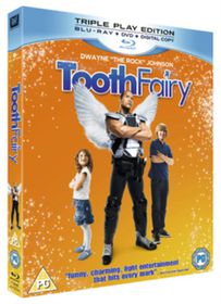 Tooth Fairy - (Import Blu-Ray Disc)