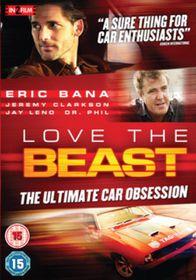 Love the Beast - (Import DVD)