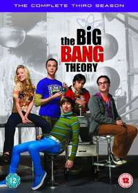 The Big Bang Theory Third Series (DVD)
